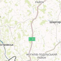 Конатковцы, Украина, Винницкая область, Конатковцы, Карта ...